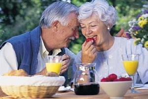 老年人吃什么好