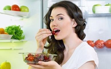 女性吃樱桃美容又补血