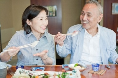 """老年饮食""""鸳鸯配"""",健康长寿才成对"""