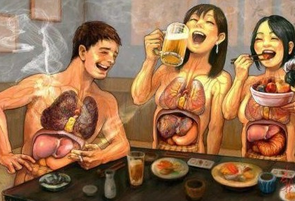 高胆固醇生活